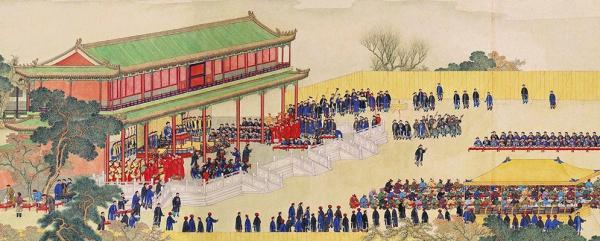Représentation du Festin impérial (Image: Shenyunperformingarts.org)
