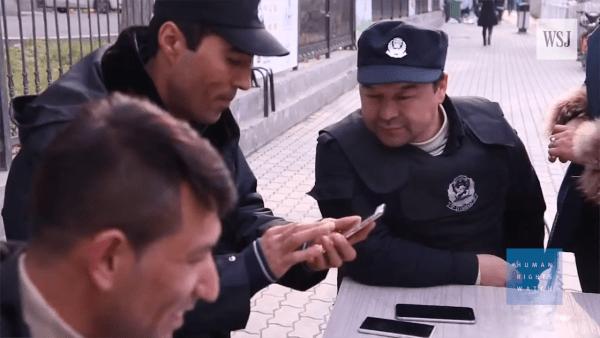 Il a été demandé à la Banque mondiale de fournir un système permettant de créer une base de données sur liste noire et de transmettre à la police chinoise des images des personnes inscrites sur cette liste noire. (Image: Capture d'écran / YouTube)
