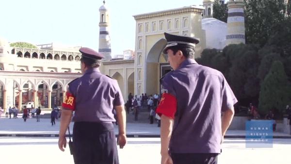 La Chambre des représentants des États-Unis a récemment adopté une loi visant à lutter contre la répression des Ouïghours musulmans en Chine. (Image: Capture d'écran / YouTube)