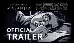 «Lettre de Masanjia» (Capture d'écran / YouTube)