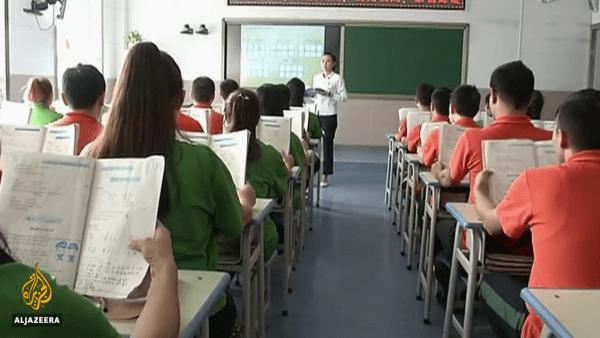 La note de service exige la surveillance totale des salles de classe et des dortoirs. ( Capture d'écran / YouTube)