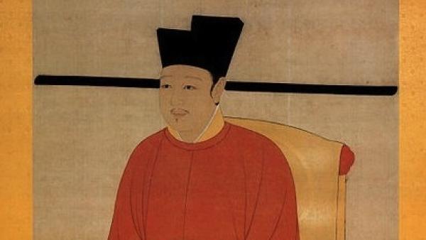 L'Empereur Huizong de la Dynastie Song (Image: Shenyunperformingarts.org)