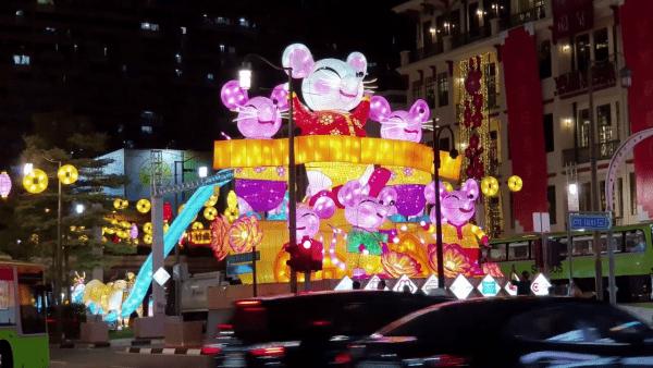 Selon le zodiaque chinois, 2020 sera l'année du Rat. (Image: Capture d'écran /YouTube)