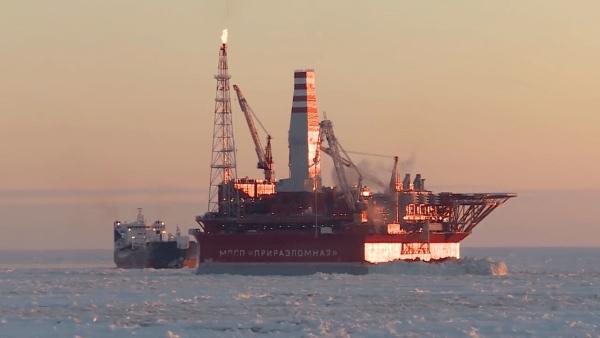 Goldman Sachs a annoncé qu'elle n'accepterait aucune transaction financière visant à soutenir les activités d'exploration et d'exploitation pétrolières en Arctique. (Image : Capture d'écran /YouTube)