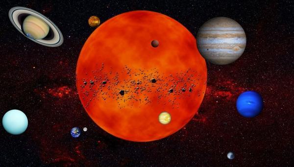 Les scientifiques, dont ceux de l'université de Boulder, ont finalement mesuré ce qui pour le système solaire est l'équivalent de la chaîne des Rocheuses en Amérique. (Image : pixabay/ CC0 1.0)