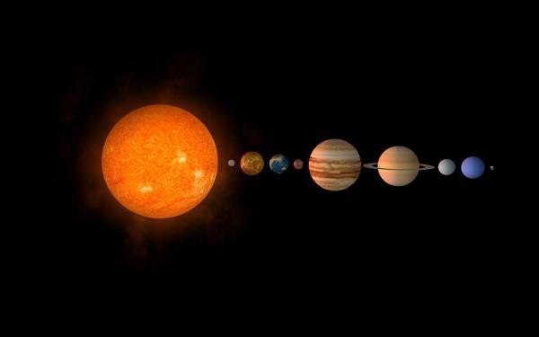 Cependant, en allant dans l'autre direction vers Jupiter et au-delà, une image différente apparaît : Presque tout dans cette partie éloignée du système solaire est composé de matériaux riches en carbone. (Image : viapixabay/ CC0 1.0)