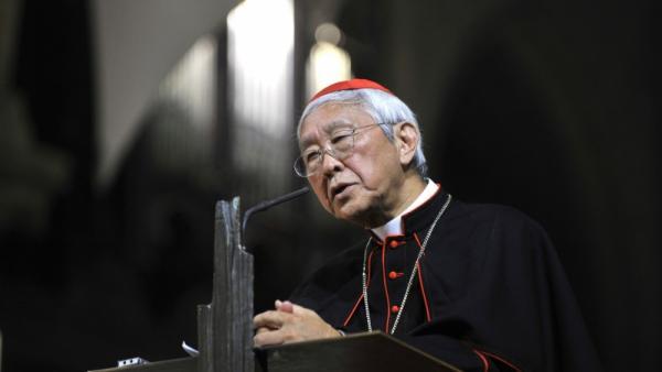 Le cardinal Joseph Zen a envoyé une lettre au collège des cardinaux afin de les inciter à dénoncer l'accord que le Vatican avait conclu avec le parti communiste chinois. (Image : fsspx.news / CC0 1.0)