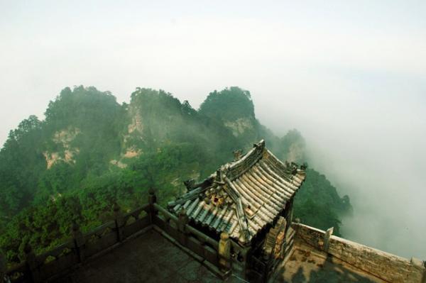 Les Monts Wudang (Photo: shenyunperformingarts.org)