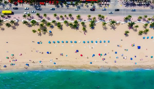 La Floride sera la région des États-Unis la plus touchée par le changement climatique.