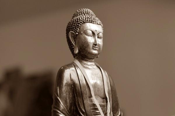 Célébrer le bouddha. (该图片由 / (El Caminante) / 在 / Pixabay /上发布)