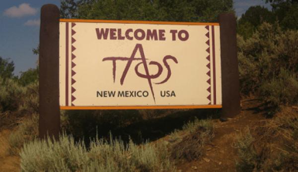 Les gens disent avoir entendu un bourdonnement étrange à Taos. (Image: wikimedia / GNU FDL)