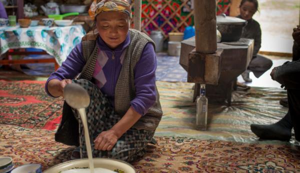 Visiter la Mongolie et vivre avec les nomades peut s'avérer être une expérience unique. (Image :www.david baxendale.com/flickrCC BY-ND 2.0)