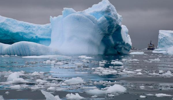 L'Antarctique a enregistré récemment sa journée la plus chaude avec une température de 64,9°F (18,28°C). (Image :pixabay/CC0 1.0)