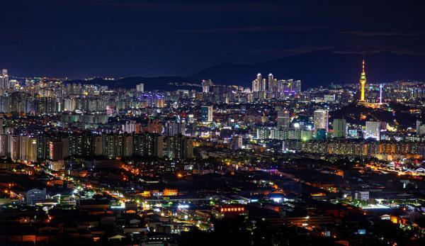 En Corée du Sud, la ville de Daegu est confrontée à une crise due à l'épidémie virale. (Image : pixabay / CC0 1.0)