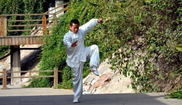 Le terme kung-fu englobe des centaines de styles d'arts martiaux chinois. (Image:pixabay/CC0 1.0)