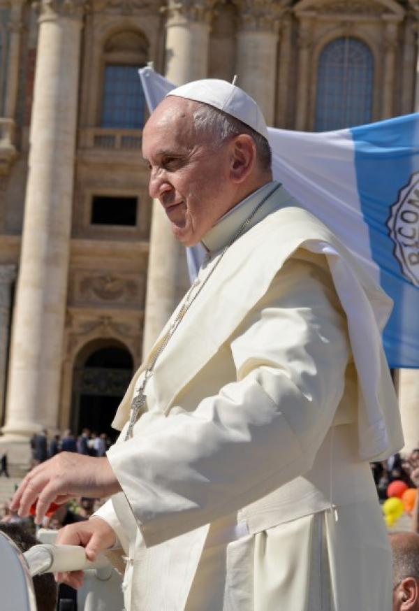 Le pape François a rouvert certaines églises à Rome. (Image : pixabay/CC0 1.0)