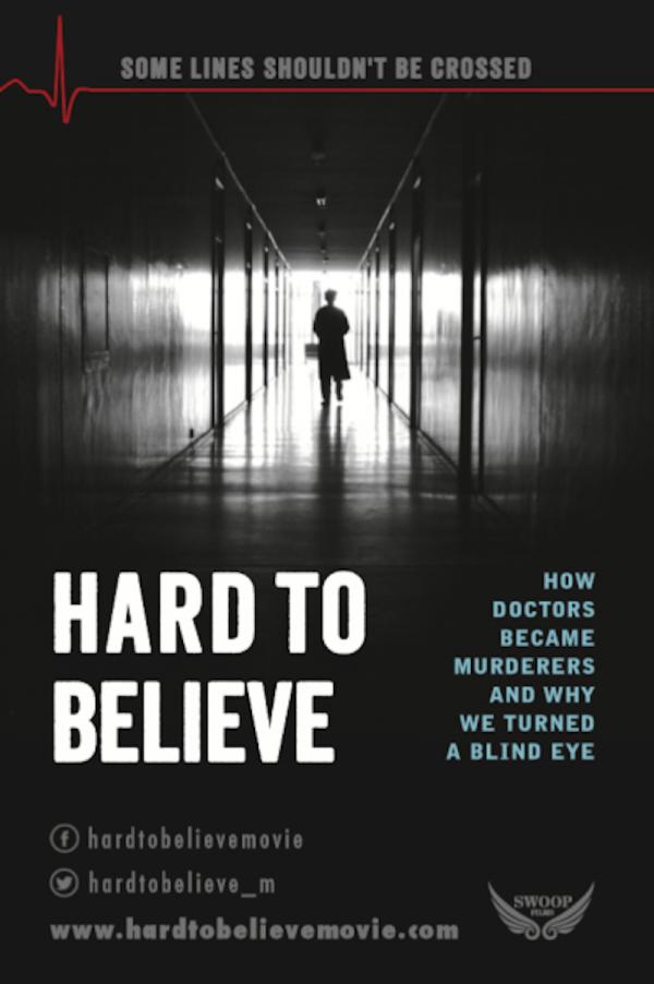 Affiche du film Hard to Believe.