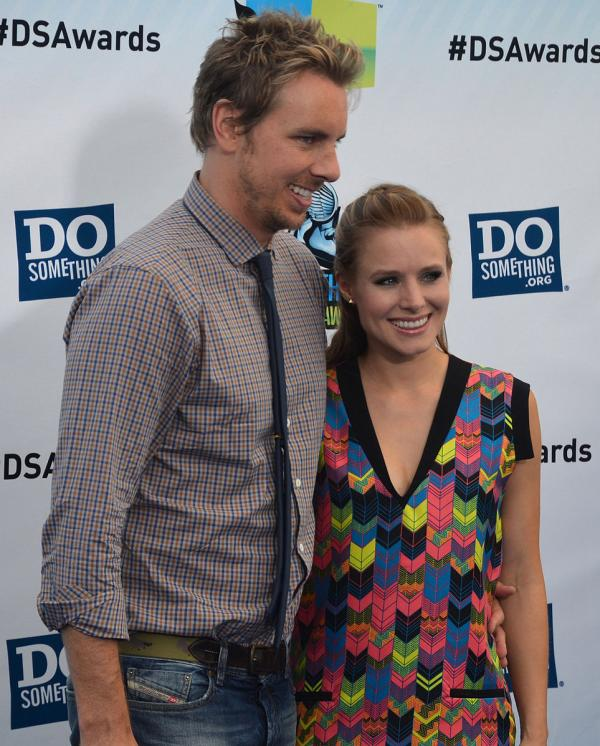 Le couple, Kristen Bell et Dax Shepard, a décidé d'aider les locataires. (Image : Wikimedia / MingleMedia / TVNetwork / CC BY-SA)