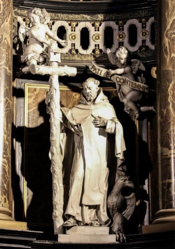 Le mystique chrétien espagnol du XVIe siècle, Saint Jean de la Croix. ((Image :Lawrence OP/ flickr /CC BY 2.0)