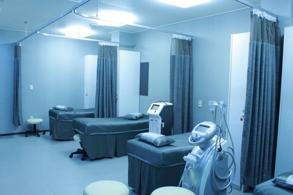 La construction de l'hôpital Nightingale du NHS a été achevée en 9 jours. (Image :pixabay/CC0 1.0)