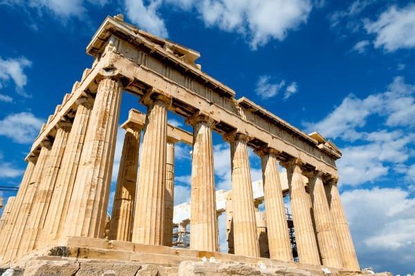 De nombreuses proportions du Parthénon correspondraient au nombre d'or. (Image :pixabay/CC0 1.0)