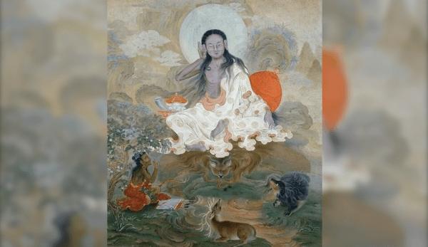 Milarepa était un yogi suprême, un pratiquant bouddhiste et un poète du Tibet dont les enseignements de vie ont été inestimables pour les bouddhistes pendant des siècles. (Image : Capture d'écran /YouTube)