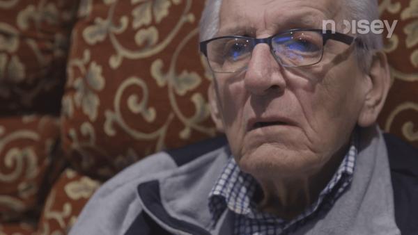 Après avoir été admis à la maison de retraite, Edward s'est isolé, dans la dépression et le silence. (Image : Capture d'écran /YouTube)