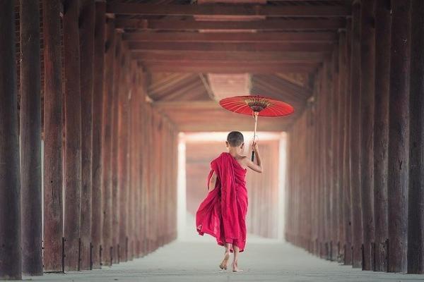 Faire face à la peur et la surmonter est l'essence même du courage. (Image :Sasin Tipchai/Pixabay)