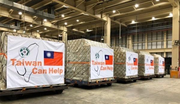 Taiwan lance la campagne «Taïwan peut aider et Taïwan aide» pour aider d'autres pays dans le besoin. (Image : Ministère des Affaires étrangères, Taiwan)