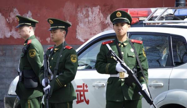 Fichier image de la police chinoise. (Image : Gaston Laborde / pixabay)