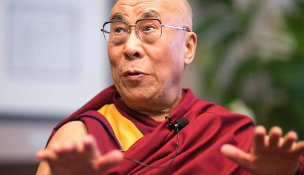 Fichier image du Dalaï Lama. (Image :Christopher Michel/wikimediaCC BY 2.0)