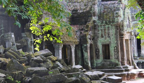 L'empire Funan s'est étendu du Cambodge au Vietnam, jusqu'en Thaïlande, et probablement en Malaisie. (Image :Pixabay/CC0 1.0)