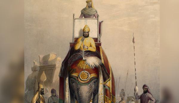 Un prince indien aurait convaincu les habitants de faire du commerce plutôt que d'attaquer les navires. (Image :Wikimedia/CC0 1.0)