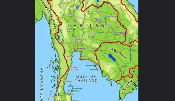 L'empire Funan contrôlait le commerce autour du golfe de Thaïlande.(Image :dany13/Flickr/ CC BY 2.0)