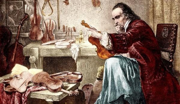 Le violon le plus cher du monde, le « Lady Blunt », a été fabriqué en 1721 par l'artisan italien Antonio Stradivari. (Image :wikimedia/CC0 1.0)