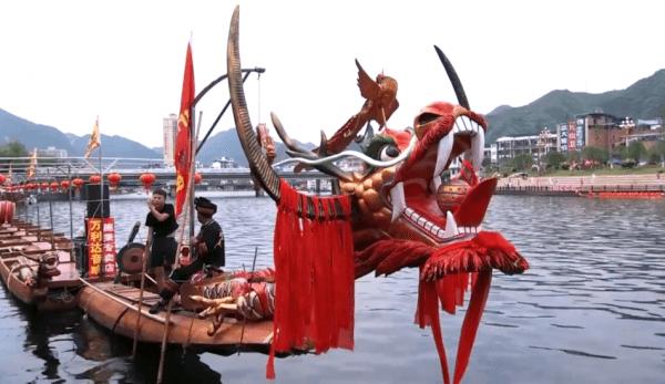 Le festival des bateaux-dragons : ce que vous devez savoir