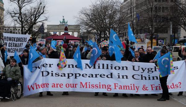 L'Allemagne condamne le traitement réservé aux Ouïghours par Pékin. (Image :Wikimedia/CC0 1.0)
