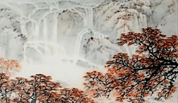 Un peintre entreprit de créer des tableaux avec pour sujet le Bouddha et les démons. Il s'en fut alors à la recherche de modèles ayant une apparence correspondant à l'image qu'il s'en faisait. (Image : Capture d'écran /YouTube)