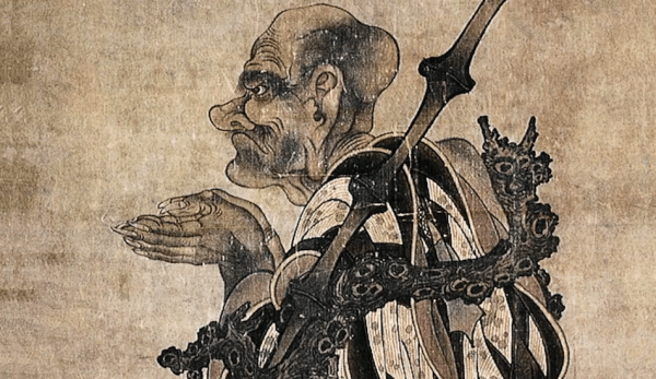 Le peintre fut surpris quand il réalisa que le prisonnier était en fait le moine qui lui avait servi de modèle auparavant. (Image : Capture d'écran / YouTube)