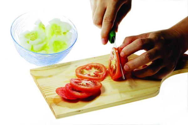 Recette: Salade de crevettes