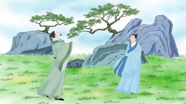 Dans la dynastie Qing, pendant le règne de Qianlong, il y avait un centre d'examen dans le canton de Jiangnan dans lequel un candidat nommé Yu de Jiangyin passait une première épreuve. (Image : Zhi Qing / Vision Times)