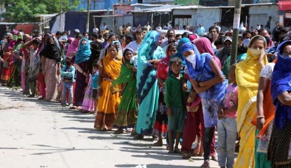 Les conséquences économiques du confinement dû au Covid-19 sont particulièrement graves en Inde pour des millions d'employés domestiques. (Image : Capture d'écran / YouTube)