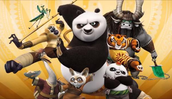 Il n'est pas nécessaire d'être un «kung-fu Panda» pour bénéficier de la paix intérieure. (Image : Capture d'écran / YouTube)