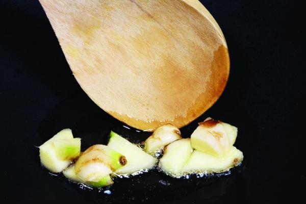 Recette: Poulet aux noix de cajou