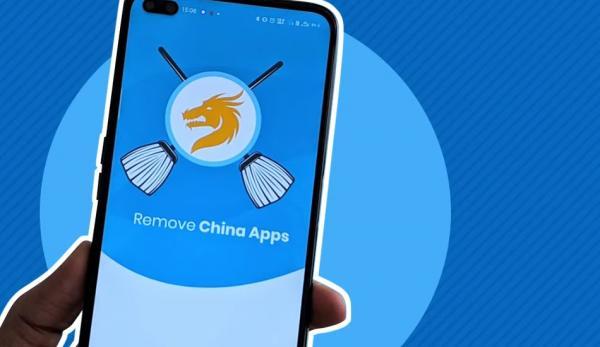 L'application «Remove China Apps» a été interdite par Google. (Image : Capture d'écran / You Tube)