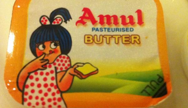 Amul est une célèbre marque de produits laitiers en Inde.(Image :Chris Hoare/Flickr / CC BY 2.0)