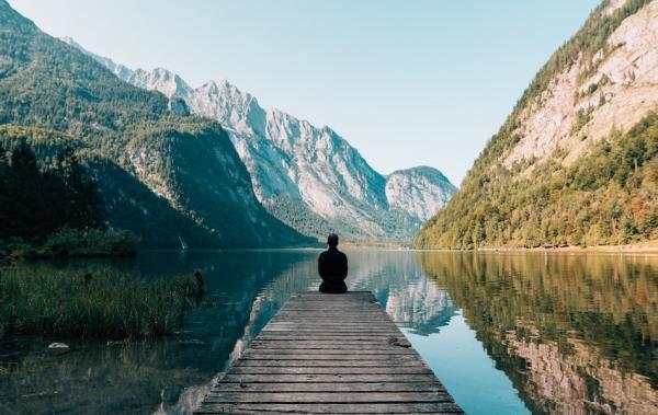 L'immobilité aide à garder un esprit clair. (Image :Simon Migaj/ Pexels)
