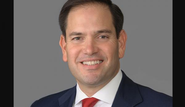 Le sénateur américain Marco Rubio est membre de l'IPAC. (Image :Wikimedia/CC0 1.0)