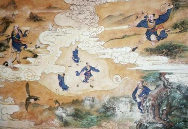 La cultivation de haut niveau des arts martiaux. (Photo : Shenyunperformingarts.org)