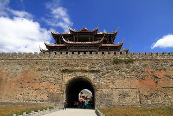 Dynastie Ming, des murs résistants construits avec du riz gluant